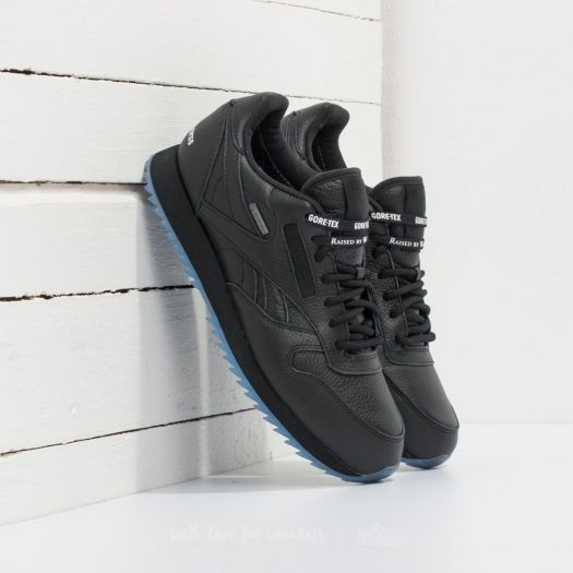 Conquista Nos vemos mañana Estallar  Men's shoes Reebok x Raised by Wolves Classic Leather Ripple Gore-Tex Black/  White-Ice | Footshop