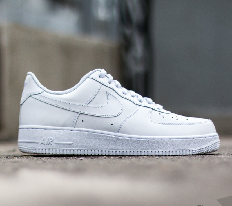 b5dfe1a5f7a6 Nike Air Force 1  07 White  White at a great price £86 buy