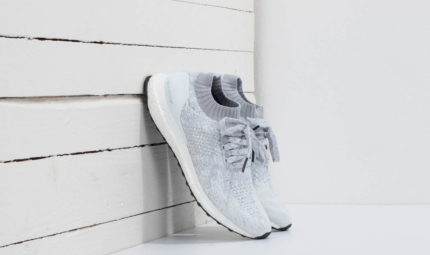 26092c1d181f adidas Ultraboost Uncaged White  White Tint  Core Black