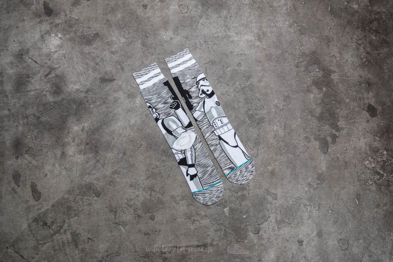 Stance Empire Grey