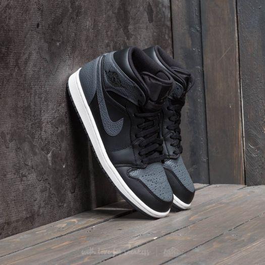 Men's shoes Air Jordan 1 Mid Black