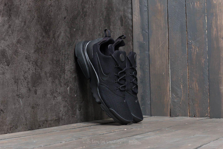 Nike Presto Fly Black/ Black-Black