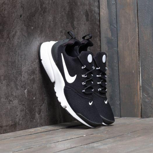 Nike Presto Fly Black White Black | Footshop