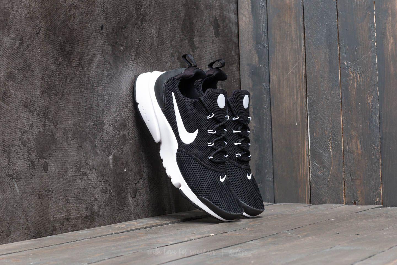 Nike Presto Fly Black/ White-Black