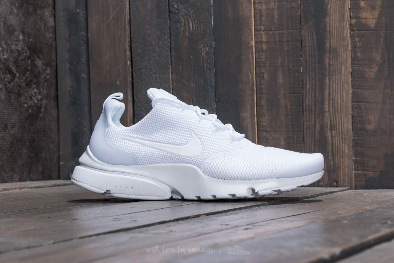 Men's shoes Nike Presto Fly White