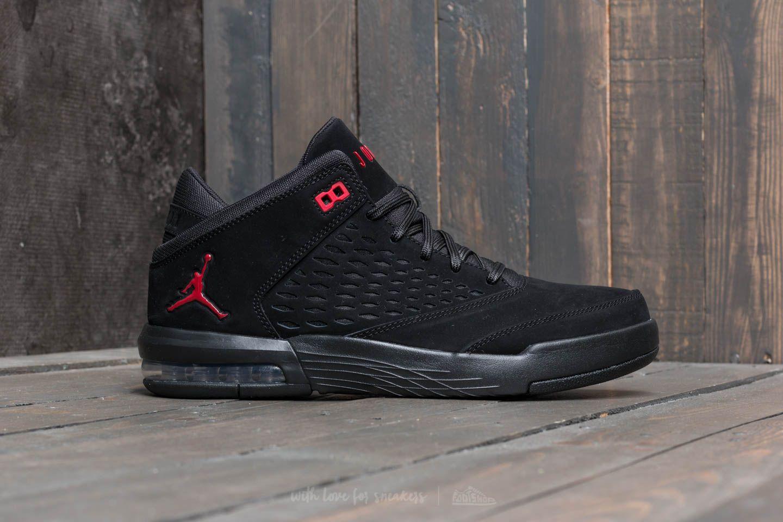 autoryzowana strona najniższa cena różnie Jordan Flight Origin 4 Black/ Gym Red   Footshop