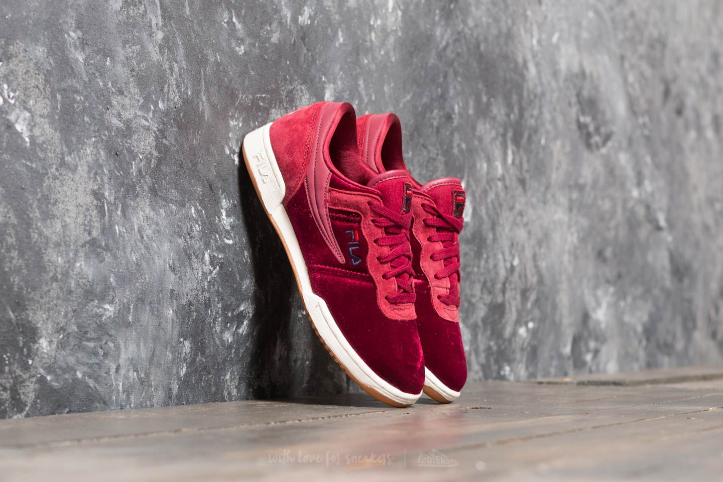 Fila Original Fitness V WMN Red Velvet at a great price 52 € buy at Footshop 49340f0ac9