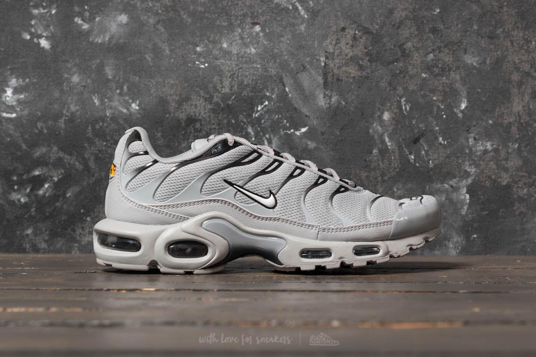 Escuela primaria Mediador imagen  Men's shoes Nike Air Max Plus Wolf Grey/ White/ Black | Footshop