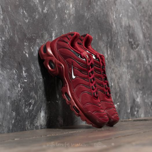 separation shoes f7ce6 9ec86 Nike Air Max Plus Team Red/ White-Black | Footshop