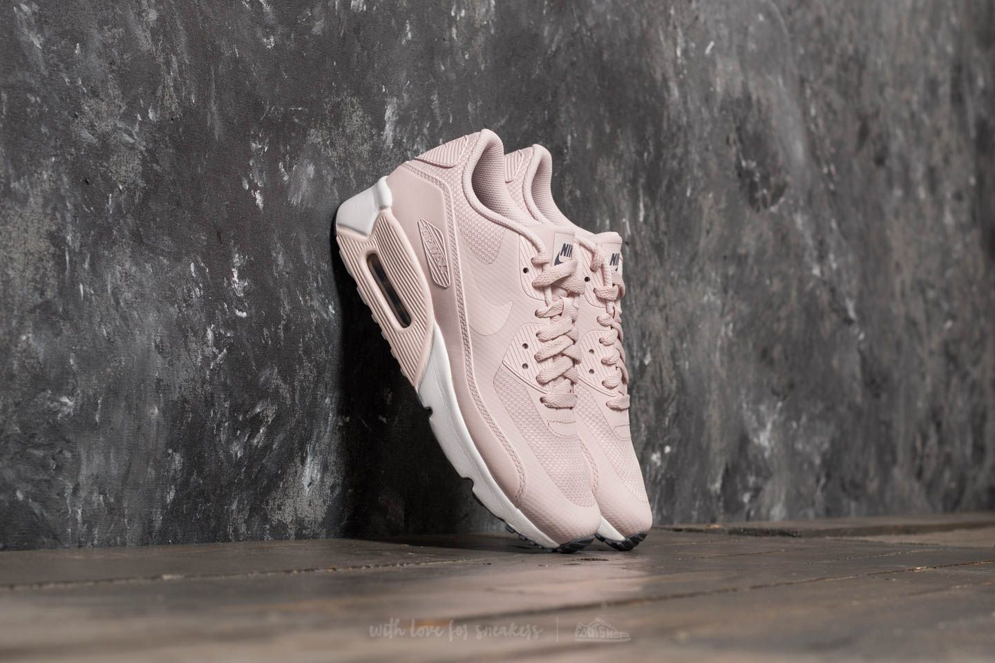 timeless design 50b87 b0fa6 Nike Air Max 90 Ultra 2.0 (GS) Barely Rose  Barely Rose