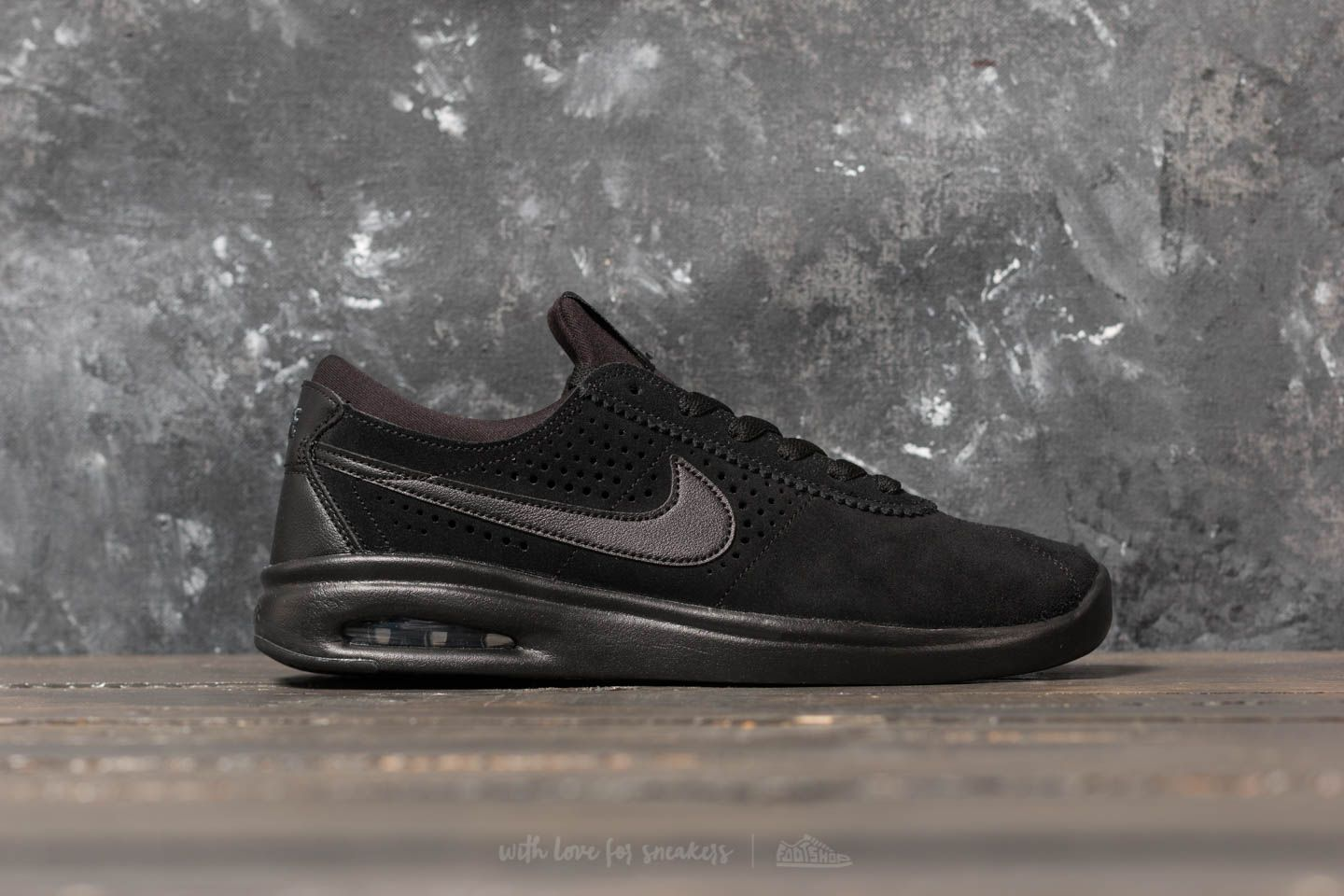 san francisco 8fa78 dab1f Nike SB Air Max Bruin Vapor Black  Black-Anthracite at a great price 125