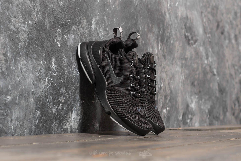 13ea0dd1dd22 Nike Presto Fly (GS) Black  Anthracite-Wolf Grey