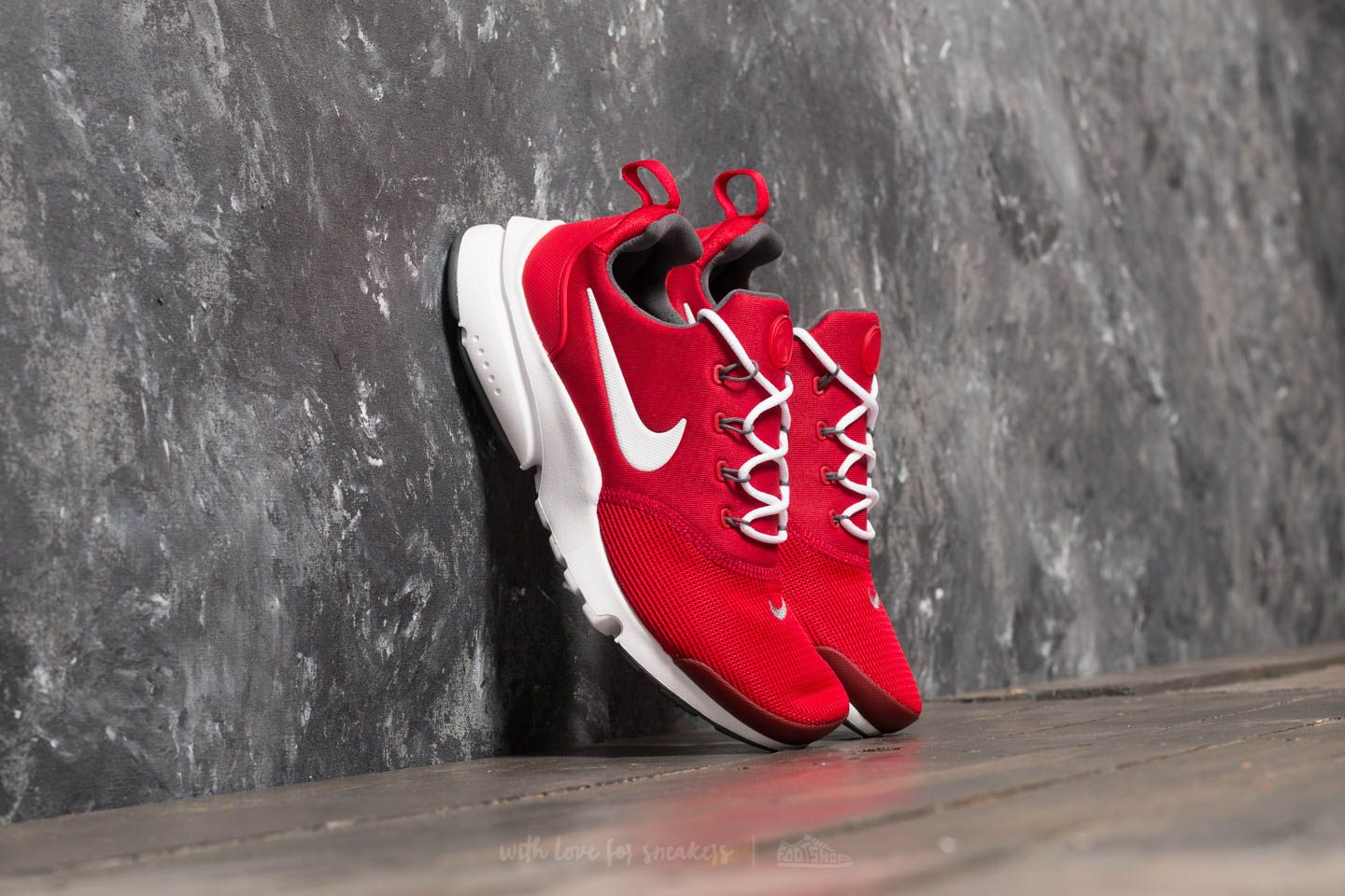 shoes Nike Presto Fly (GS) Gym Red
