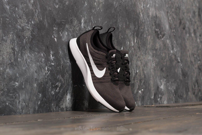 b0057dc5150 Nike Dualtone Racer (GS) Black  White-Dark Grey at a great price