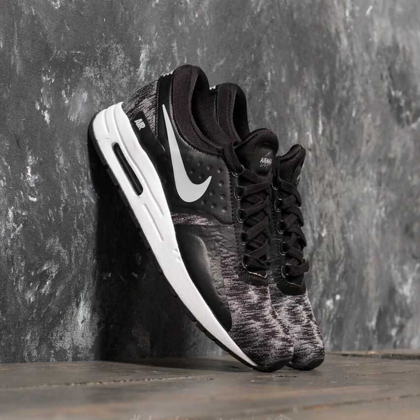 Nike Air Max Zero SE (GS) Black/ Wolf Grey/ Dark Grey EUR 38