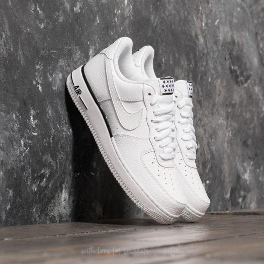 cheaper 50% off watch Nike Air Force 1 '07 White/ White-Black | Footshop