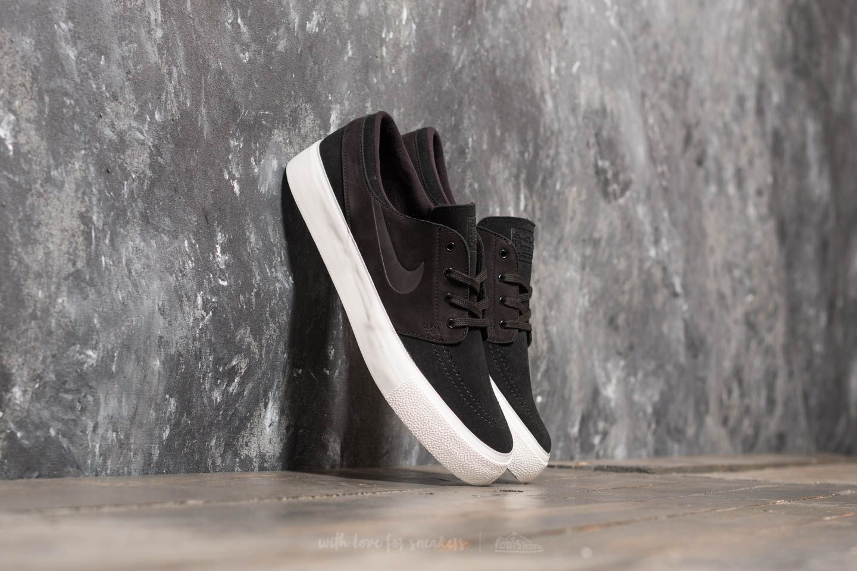 5b04f4a9a495 Nike SB Zoom Janoski HT Black  Black-Wolf Grey