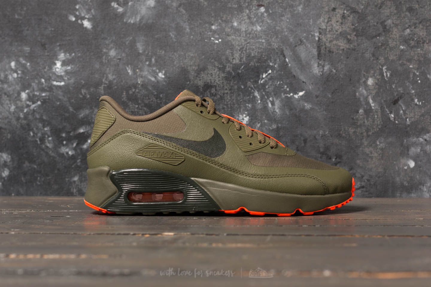 Nike Junior Air Max 90 Ultra Premium GS Trainer | Air max