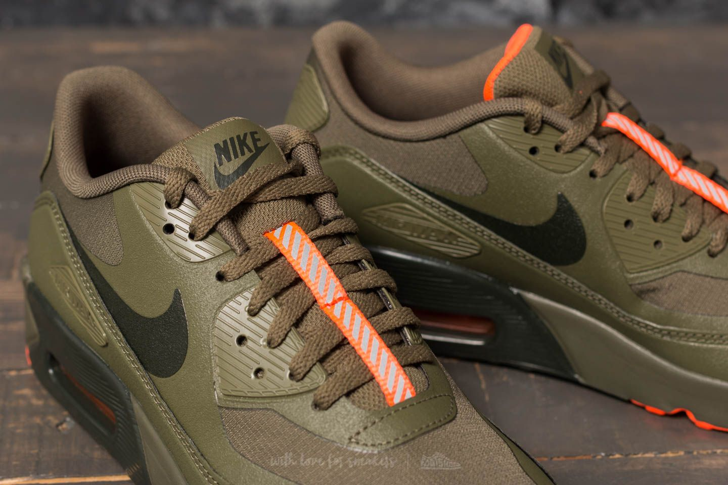 Nike Air Max 90 Ultra 2.0 We Olivesequoia Men's Trainers