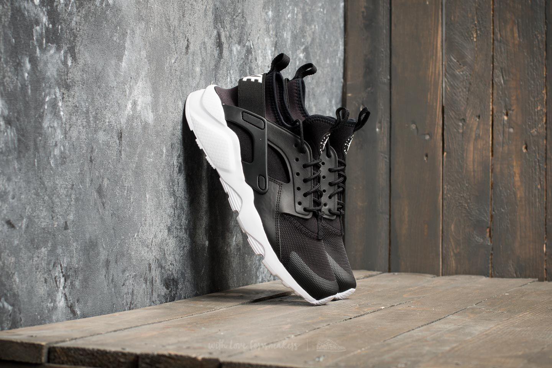 d92d8356ce51 Nike Air Huarache Run Ultra GS Black  White