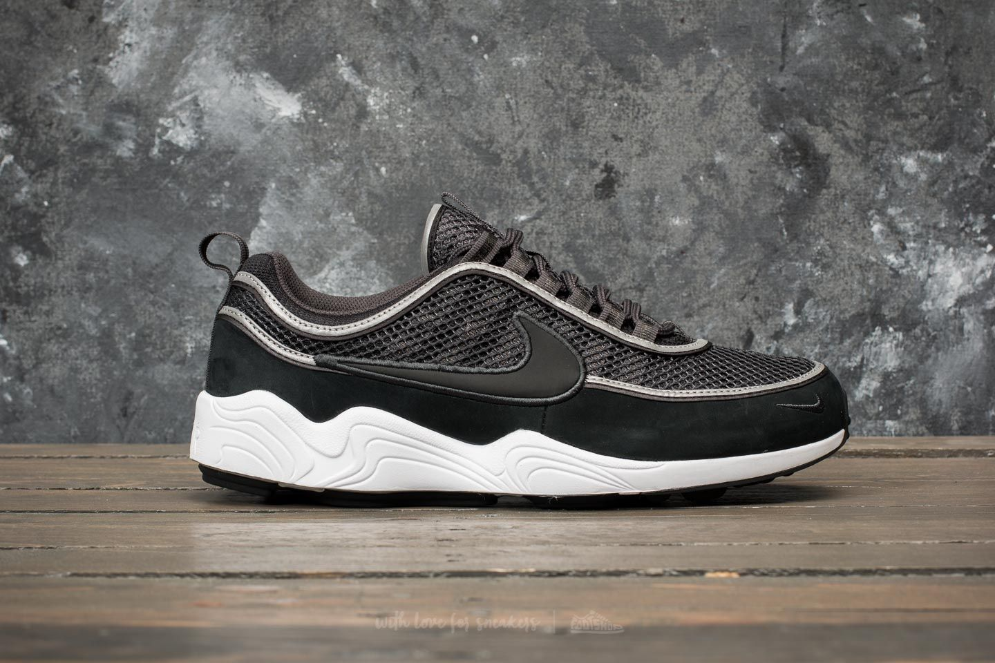 38d74d293 ... Nike Air Zoom Spiridon 16 SE Black Black-Anthracite at a great price ...