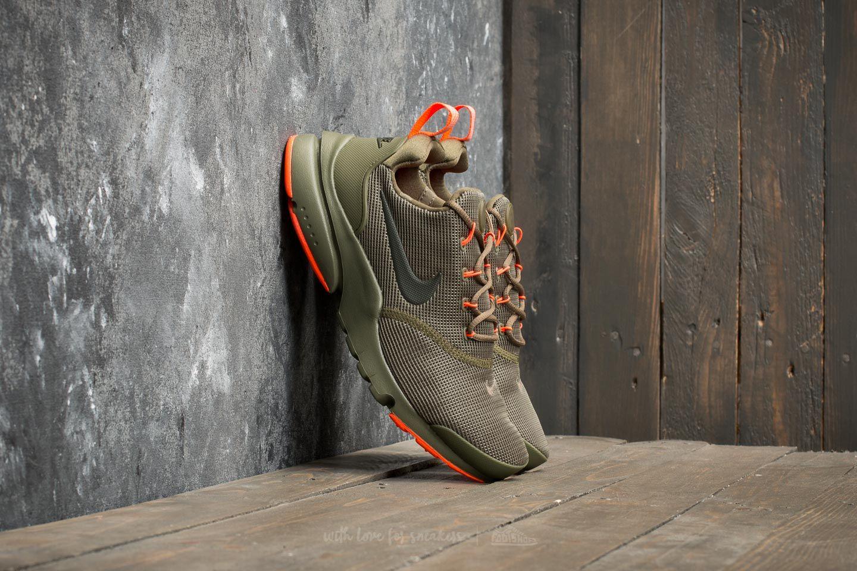 444f78a8d880 Nike Presto Fly (GS) Medium Olive  Sequoia