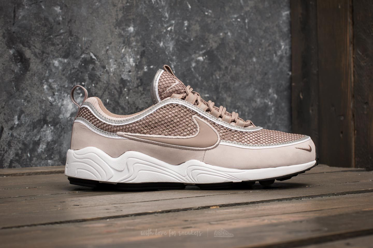 size 40 9ef1e 027d2 Nike Air Zoom Spiridon  16 SE Moon Particle  Sepia Stone at a great price