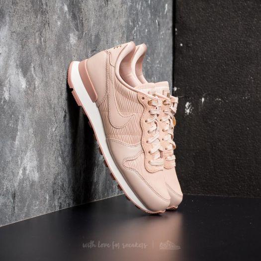 Nike Damen Sneaker Internationalist PRM Particle Beige