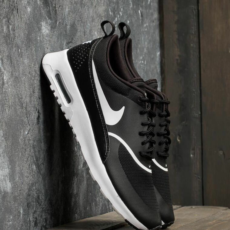 Nike Wmns Air Max Thea Black/ White EUR 38.5