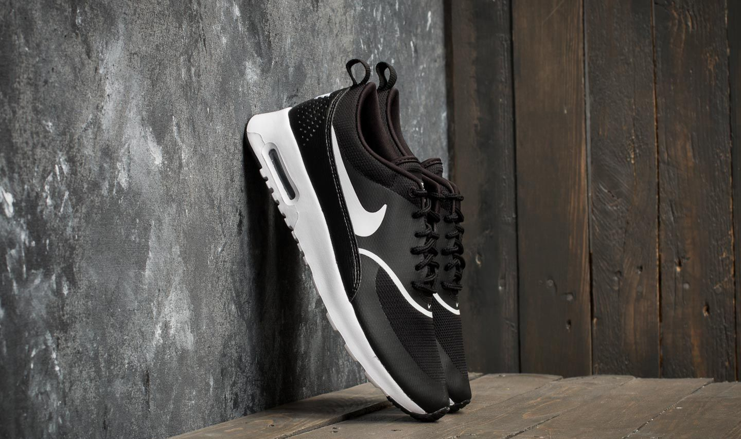 Nike Wmns Air Max Thea Black  White at a great price 121 € buy at 991ac4a9dc