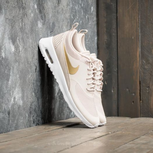 new release new images of top quality Nike Wmns Air Max Thea J Desert Sand/ Metallic Gold | Footshop