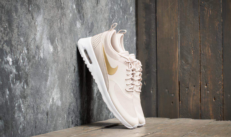 Nike Wmns Air Max Thea J Desert Sand  Metallic Gold  aff853530235