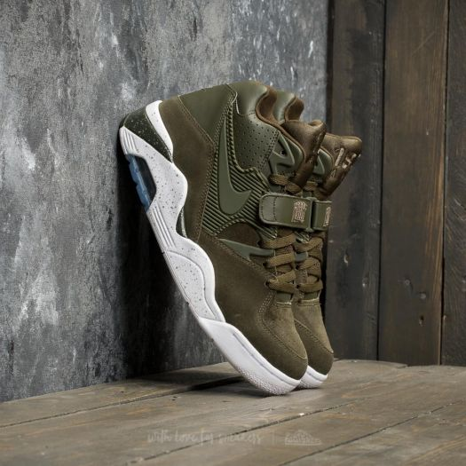 Nike Air Force 180 Cargo Khaki/ Cargo Khaki-White | Footshop