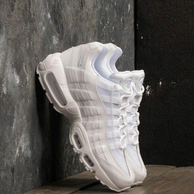 Nike Wmns Air Max 95 White/ White-White EUR 35.5