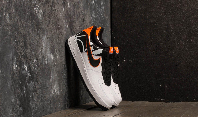 Nike Air Force 1  07 LV8 White  Black  2b5061462