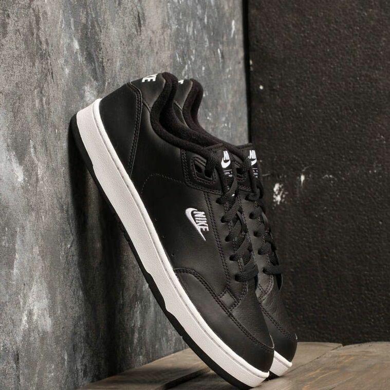 Nike Grandstand II Black/ White-Neutral Grey EUR 41