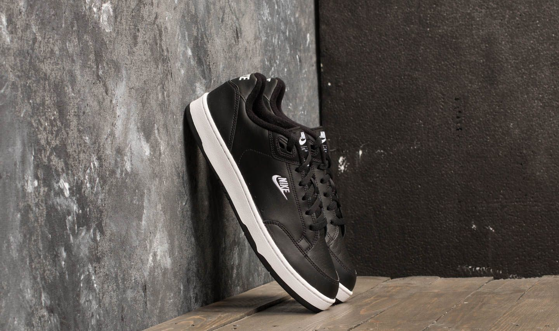 Nike Grandstand II Black/ White/ Neutral Grey