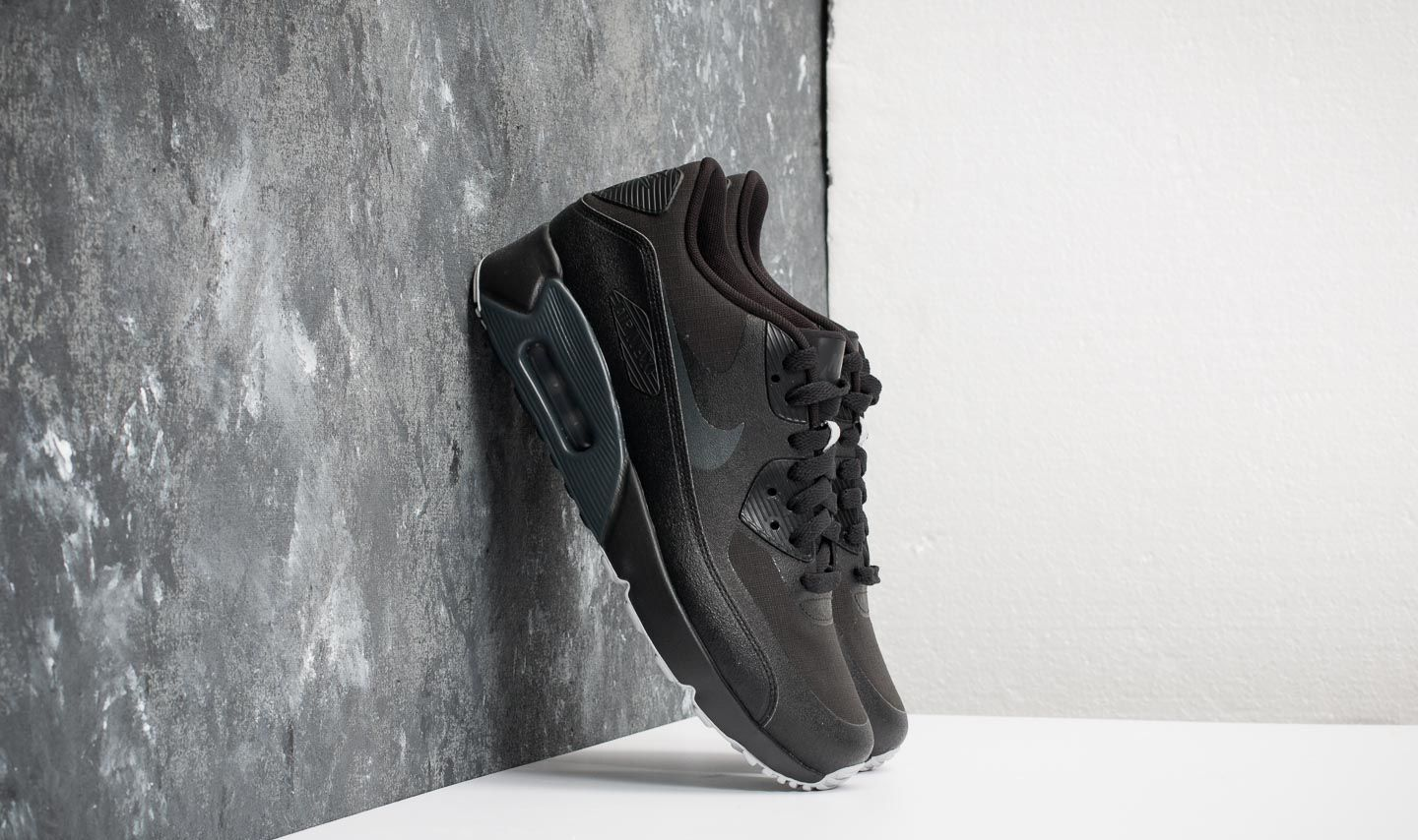 7728ddac36ff Nike Air Max 90 Ultra 2.0 WE Black  Anthracite-Wolf Grey