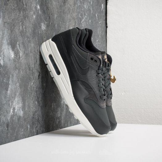Nike Wmns Air Max 1 Premium Anthracite Anthracite Black | Footshop