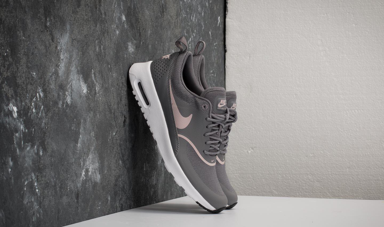 official photos a5315 23be4 Nike Wmns Air Max Thea. Gunsmoke  Particle Rose-Black