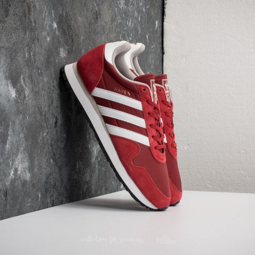 adidas Haven Mystery Red Ftw White Clear Granite | Footshop
