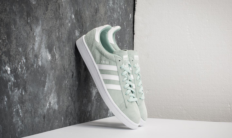 adidas Campus Ash Green/ Ftw White/ Ftw White za skvělou cenu 1 390 Kč koupíte na Footshop.cz