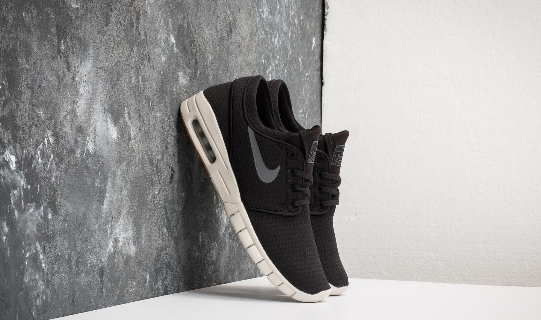 4d8aae2dd3 Nike Stefan Janoski Max Black  Dark Grey-Gum Med Brown