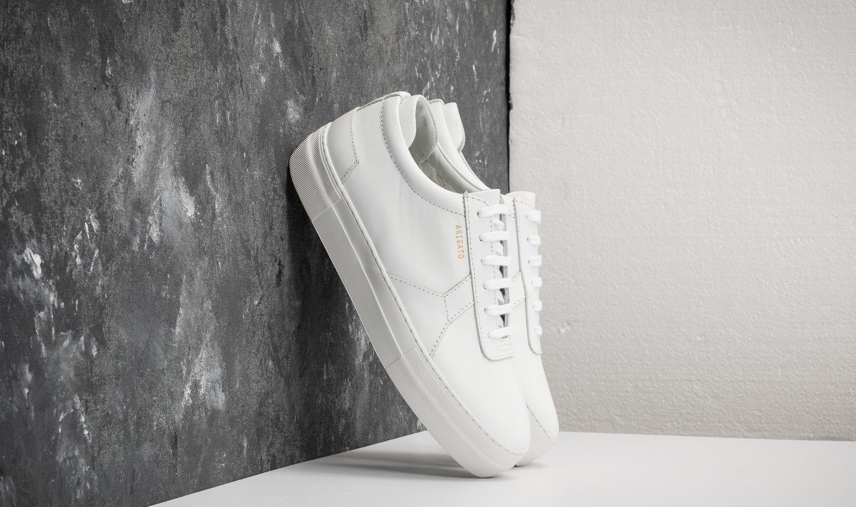 AXEL ARIGATO Platform Leather White za skvělou cenu 2 490 Kč koupíte na Footshop.cz