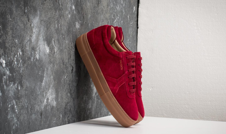 Női cipők AXEL ARIGATO Platform Suede Bordeaux
