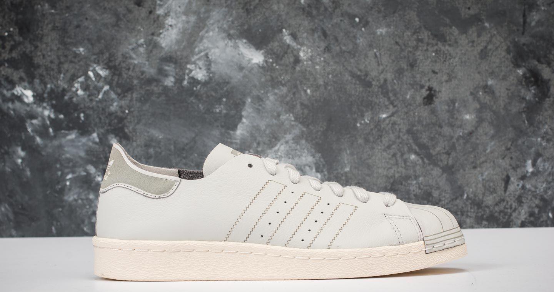 adidas Superstar 80s Decon W Grey One/ Grey One/ Off White, Gray