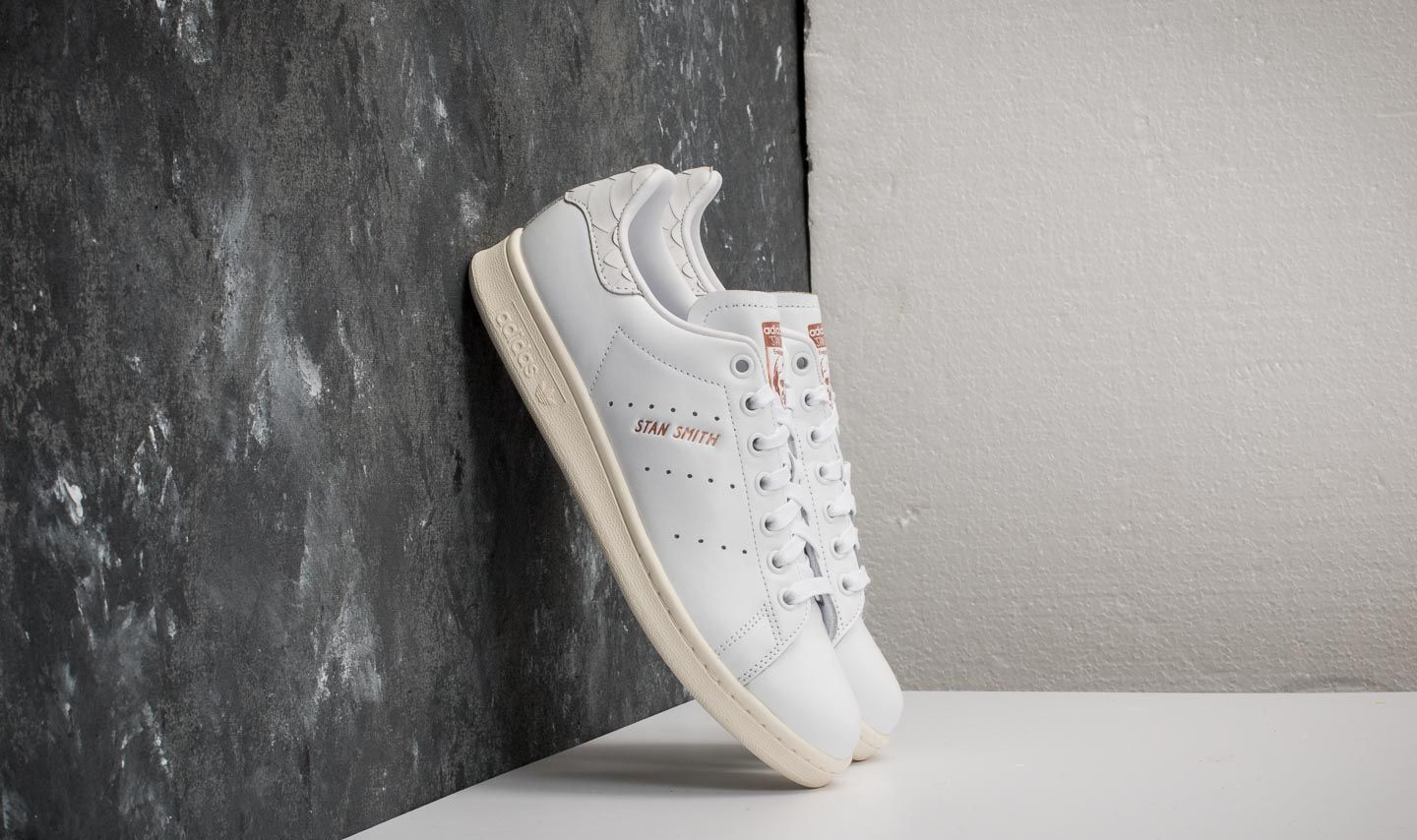 factory authentic 7c298 088f0 adidas Stan Smith W Ftw White  Ftw White  Copper Metallic a muy buen precio