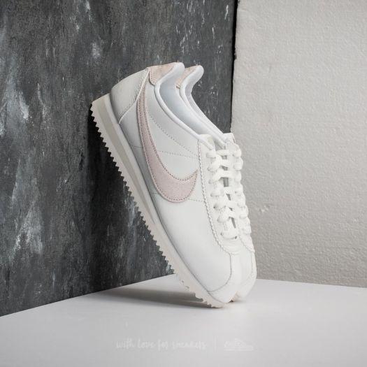 size 40 6a463 47fe3 Nike Wmns Classic Cortez Premium Summit White/ Metallic ...