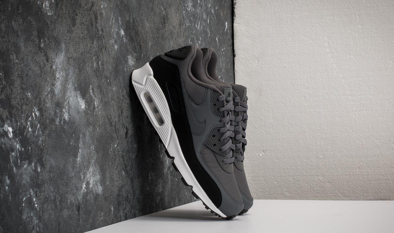 best service 4c1e0 67257 Nike Air Max 90 Essential. Black Dark Grey-White