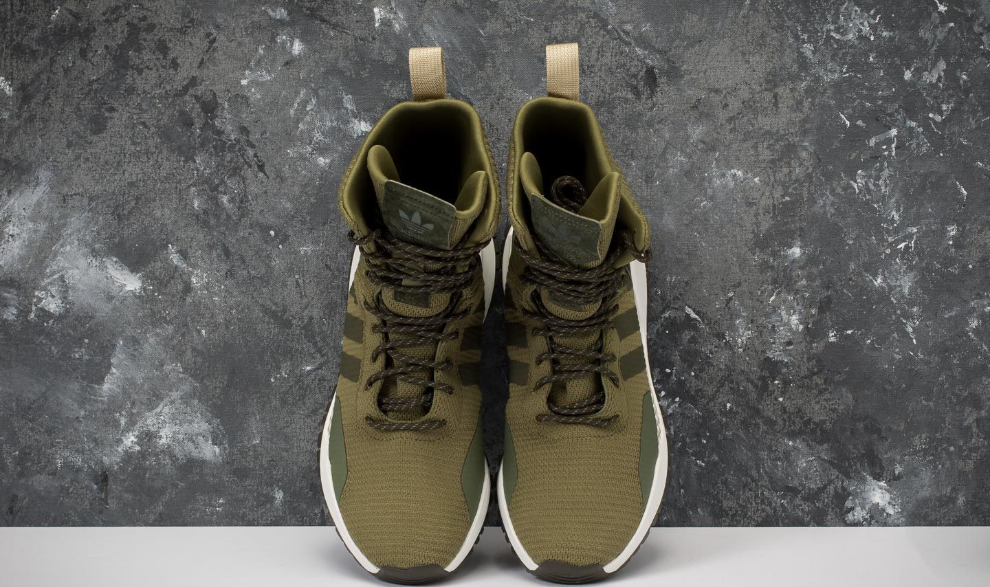 detailed pictures 2985f dbb6f adidas F1.3 Primeknit Olive Cargo Night Cargo Umber at a great price